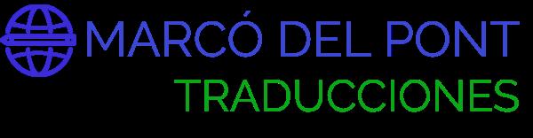 MARCÓ DEL PONT – TRANSLATIONS